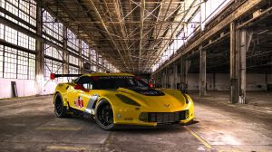 2015 Chevrolet Corvette C7.R by melkorius