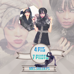 RIHANNA PNG PACK by itsmylifebitches