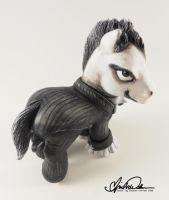 Arkham City Joker MLP Custom by thatg33kgirl