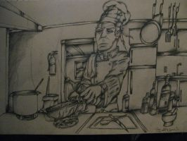 Cooking With Art by ownerfate