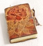 Little rose journal by gildbookbinders