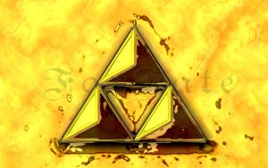 Triforce by FoxFate
