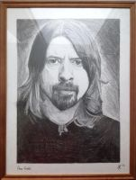 Dave Grohl by RefleXNerve