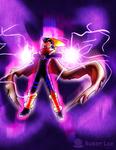 Request by Azie: Unleash Insanity by Su5anLee