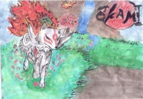 OKAMI CONTEST SUBMISSION 1 by Airmon