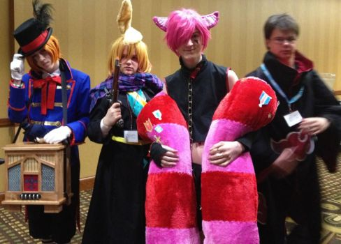 MidSouthCon 31 by InazumaBushiCosplay