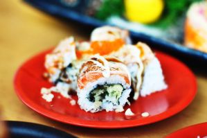 Salmon Roll by rAtser