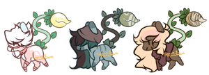 offer to adopt planties by SecretMonsters
