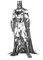 MS DCnU Batman by JeanSinclairArts