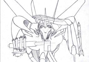 Starscream Prime.... by OptimusPrime29