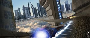 wipeout matte painting by Erix-Graphix