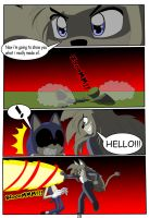 Kyo Vs Sonic Exe Page 28 by DiscoSaeba