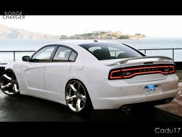 Dodge Charger by Cadu17