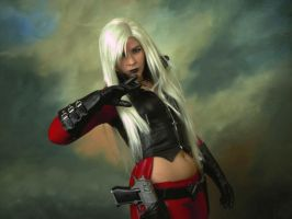 Devil photosesion I by Core-Ray