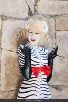 Succubus Catherine Cosplay by MelodyZombie