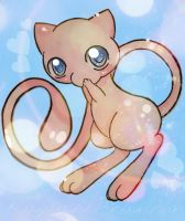 Infinity Mew by ApocalypseKitty
