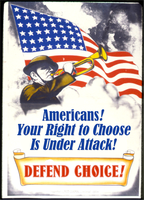 Defend Choice! by poasterchild