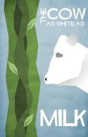 The Cow as White as Milk by cos1163