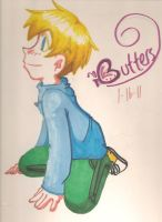 SP: Butters by ocean0413