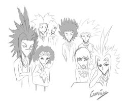 Young and the others by sYsTeMhAyWiRe