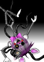 Mangle five nights at freddy's 2 by MysteryJay
