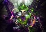 Joker by LikeItWasOnce
