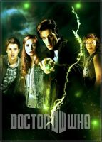 Doctor Who series 6 poster b by gazzatrek
