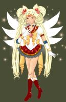 Enternal Super Sailor Pure Heart Moon Star by Snowlyn