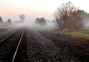 Track Fog by TheBlitheringOne
