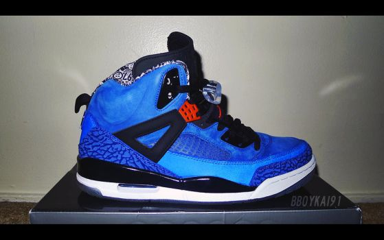 Jordan Spizike - Blue Ribbon by BBoyKai91