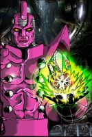 High evolutionary colored by ctwanderson