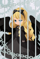 Dream Selfy Free Adopts: Locked  Girl (Closed) by SeitoAnna