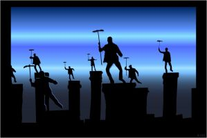 Chimney Sweeps by Little-Vampire