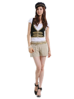 Seohyun render by AshleighD3070