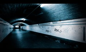 Underground depression by majkl776