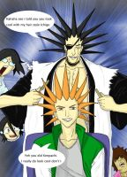 Bleach manga hidden page by AsherothTheDestroyer