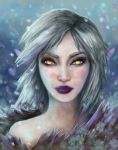 Snow by Cinder-Cat