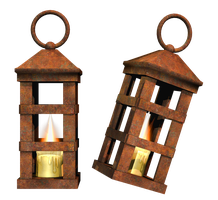 Spooky Lantern PNG Stock by Roys-Art