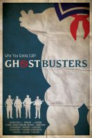 Ghostbusters by PurityOfEssence
