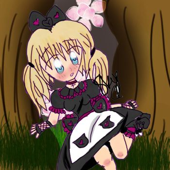 Alice In Wonder Land by lostgirl111