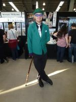 Supanova 2012 - The Riddler by nkbswe5