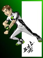 Ben10 by Chizel-Man