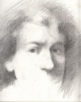 Sketch Of Rembrandt by Sidimention