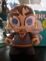 Munny Harry Potter by KidNotorious