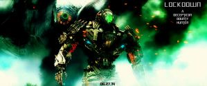 Transformers: Age of Extinction - LOCKDOWN by ilhatria007
