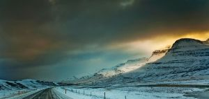 Iceland - way from magic by PatiMakowska