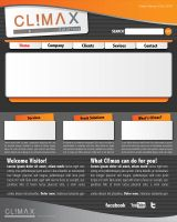 Template A for Climax Web by offernandinhoon