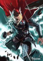 Thor by arabdel