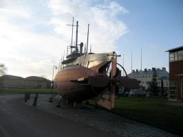 Submarine 5 by CAStock