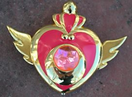 Sailor Moon Metal Compact by StarlightStudioProps